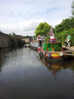 Canal boats - Joseph Jones