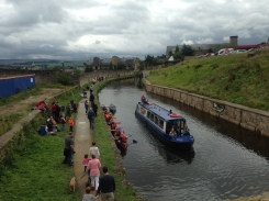 Fun on the canal - Andrew Nicholas