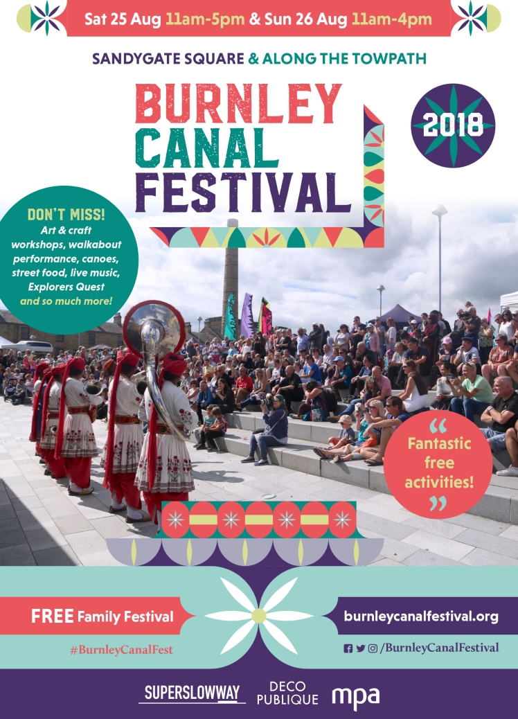 16883 Burnley Canal Festival 18 A5 Flyer_v4
